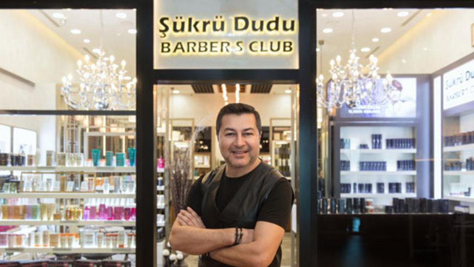 Şükrü Dudu Barber's Club, mükemmellik sertifikası aldı