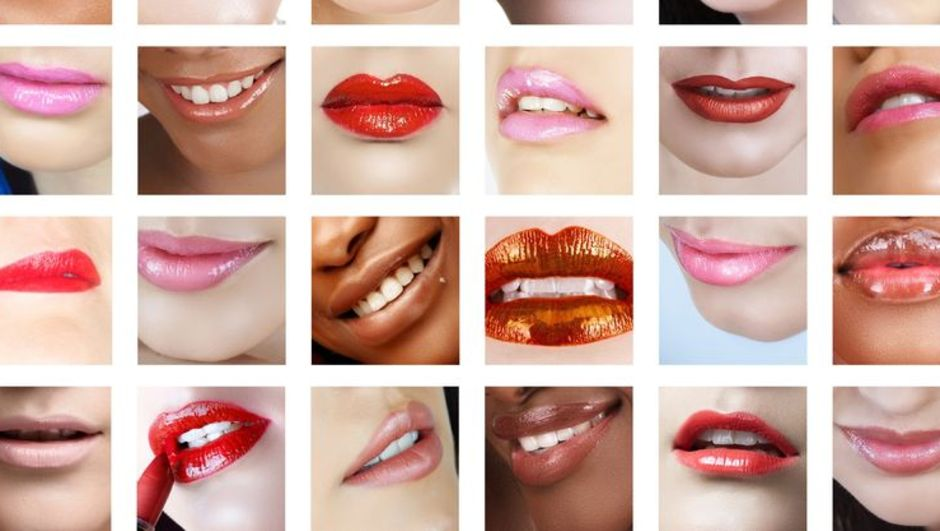 İdeal dudak şekli