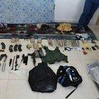 Şanlıurfa'da eylem hazırlığındaki canlı bombalar yakalandı
