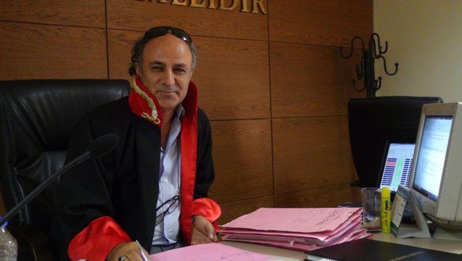 Jet hakim Mehmet Şahiner