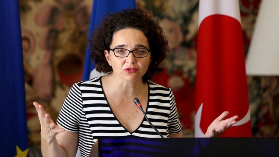 Muriel Domenach, Fransa Milli Günü