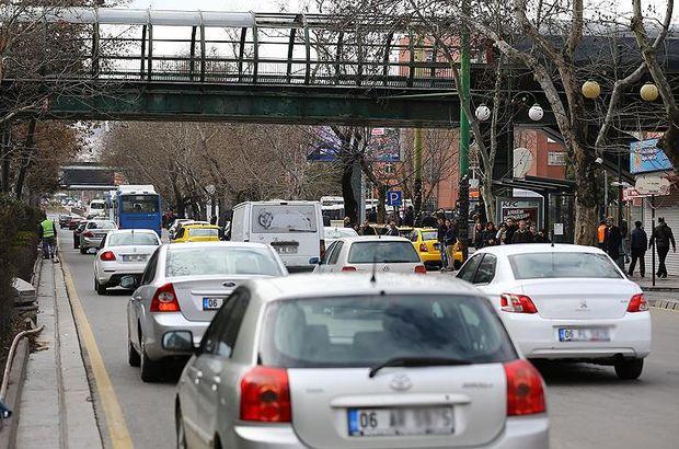 Ankaralılar dikkat! Buralar trafiğe kapatılacak