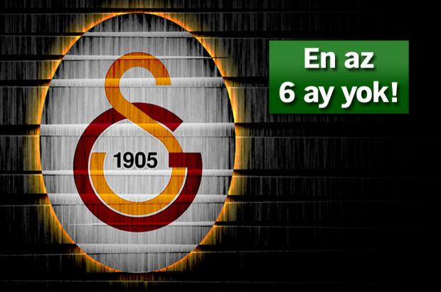 Galatasaray'a kara haber!