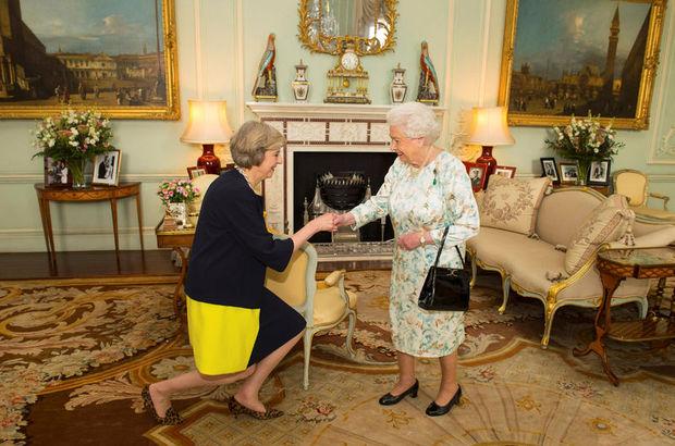 İngiltere'nin yeni Başbakanı Theresa May'den ilk açıklama