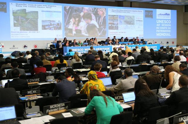 UNESCO listelerinde değişiklik yapıldı