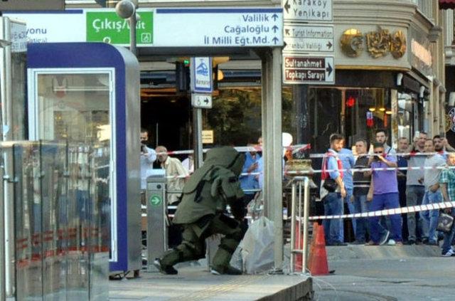 İstanbul'da yoğun güvenlik önlemleri!