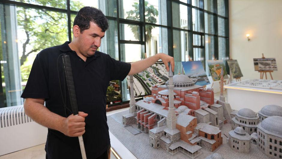 Erişilebilir Turizm Engelsiz İstanbul Replikalar Projesi