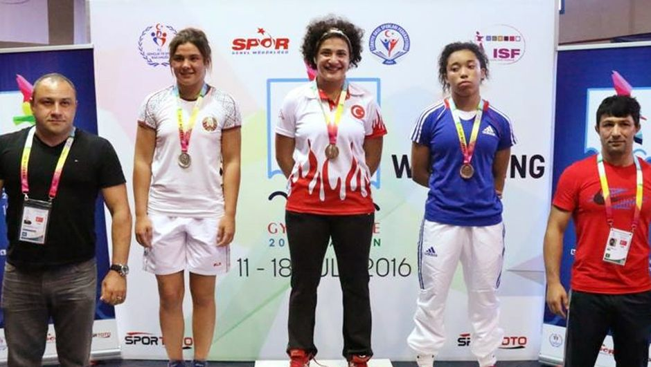 Gymnasiade 2016 Trabzon