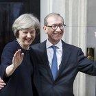 İngiltere'de yeni kabine belli oldu