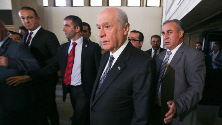 MHP, Devlet Bahçeli