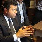 Selahattin Demirtaş'tan Devlet Bahçeli yorumu: Tabiki tıpış tıpış gidecek