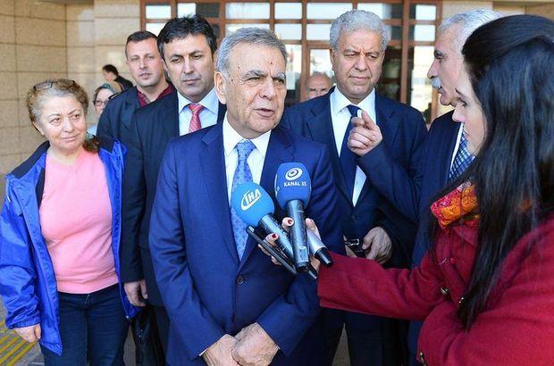 397 yılla yargılanan Aziz Kocaoğlu'nun davası ertelendi