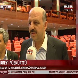 AK PARTİLİ VEKİL MECLİS'TE YAŞANANLARI ANLATTI!