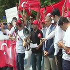 Pensilvanya'da Fethullah Gülen protestosu