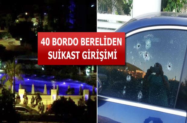 Erdoğan'ın kaldığı otele yapılan saldırının ayrıntıları