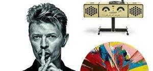 David Bowie'nin koleksiyonu dünya turunda