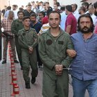 Malatya'ya indirilen 8 askeri uçağın 39 personeli böyle gözaltına alındı