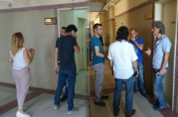 Bakırköy Adliyesi'nde 36 hakim ve savcıya gözaltı!