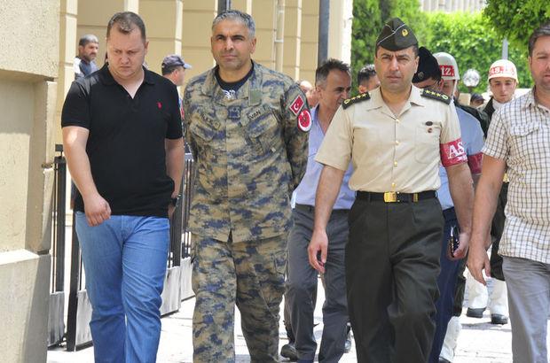 Darbeci komutan Tuğgeneral Bekir Ercan Van ABD'den sığınma istemiş