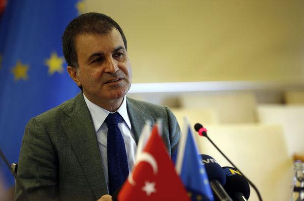 AB Bakanı Ömer Çelik: Darbeci artıkları hala ihanet peşinde
