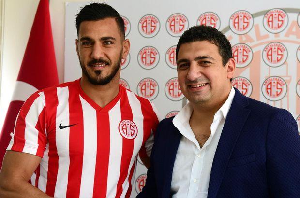 Antalyaspor, Deniz Kadah'ı transfer etti