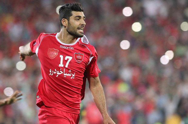 Çaykur Rizesporlu Mehdi Taremi, ülkesi İran'a döndü