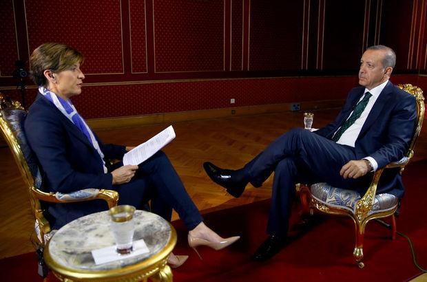 Cumhurbaşkarnı Erdoğan