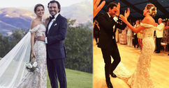 İspanya'da düğün...