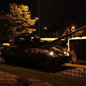 'POLİSE DESTEK VERECEĞİZ DİYE YOLA ÇIKTIK'