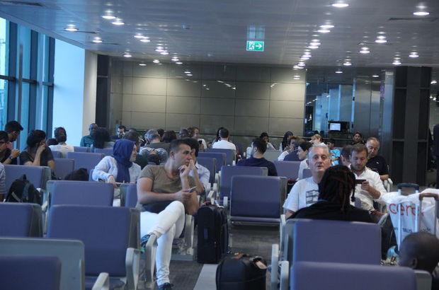 Haziranda yabancı turist sayısı yüzde 35 düştü