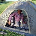 Atatürk Havalimanı girişine çadır kurdu