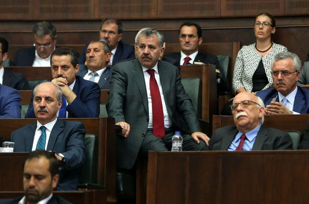 AK Partili Şaban Dişli'nden 'istifa' açıklaması!