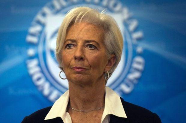 IMF Başkanı Lagarde,