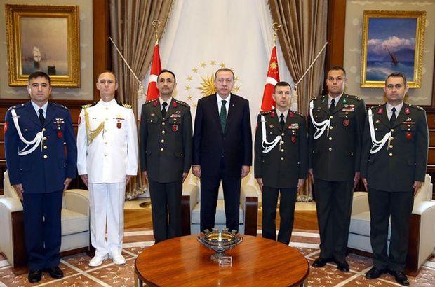 Cumhurbaşkanı Recep Tayyip Erdoğan Erkan Kıvrak