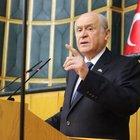 Devlet Bahçeli: İdama AK Parti varsa, biz de varız
