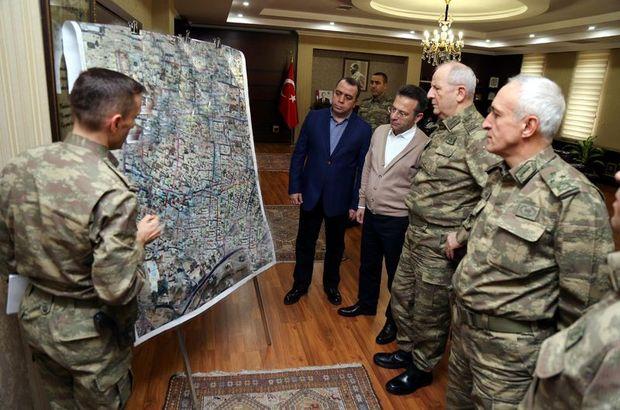2'nci Ordu Komutanlığı'na, Korgeneral İbrahim Yılmaz vekaleten atandı