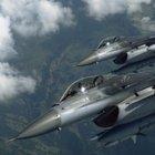 F-16'lar Marmara bölgesinde uçuş yaptı