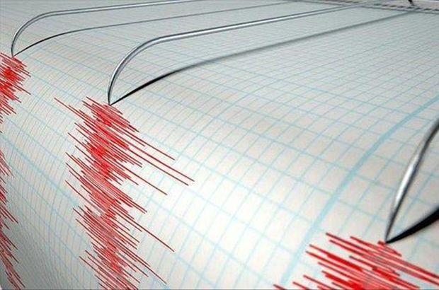 Ege Denizi'nde 3,9 büyüklüğünde deprem