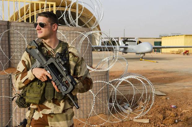 Libya'da görevli üç Fransız asker hayatını kaybetti