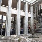 Meclis'in bombalanan bölümü müze olacak