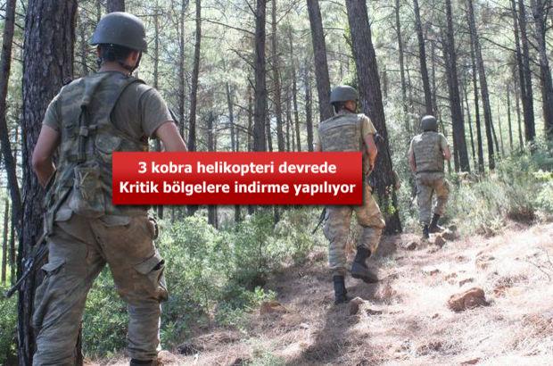 Marmaris'te 300 komando darbeci askerleri arıyor