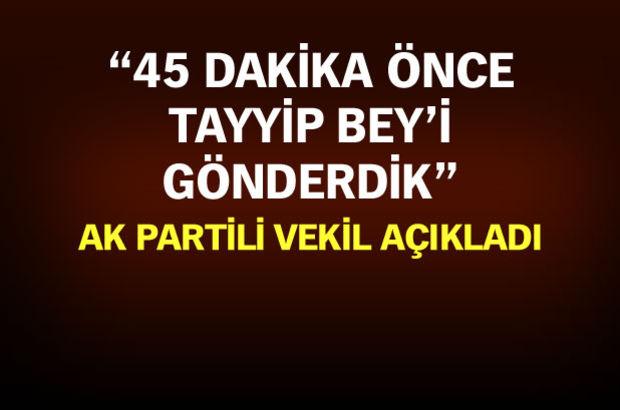 'Darbeciler, Erdoğan'ı Okluk Koyu'nda aramış'