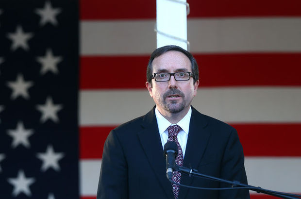 ABD Büyükelçisi Bass'tan darbe girişimi ve Gülen açıklaması! Bass: Önemli olan yasal sürece izin vermek
