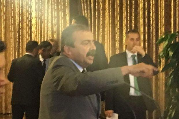 HDP'li Sırrı Süreyya Önder 'Sayın Öcalan' dedi, ortalık karıştı