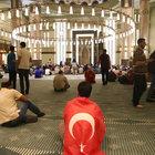 Cumhurbaşkanı Erdoğan Millet Camisi'nde ezan mı okudu!