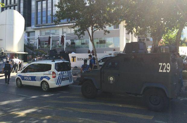 Son Dakika: Beyoğlu Sütlüce'de silahlı kişi panik yarattı