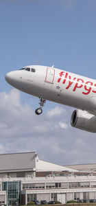 "Pegasus, Airbus A320neo uçağına ""Demokrasi"" adını verdi"