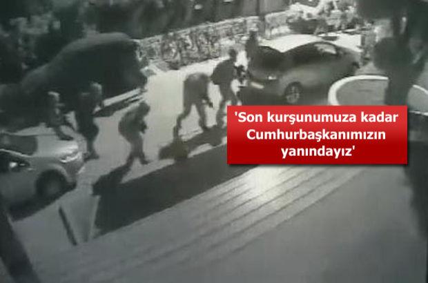 Darbe girişimi sırasında Erdoğan'ın yanında olan o isim anbean yaşananları anlattı