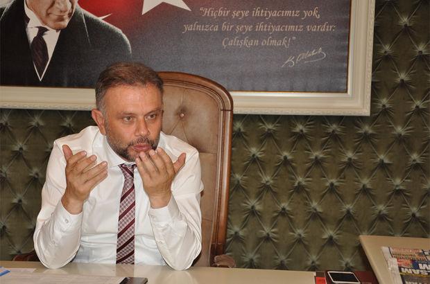 Lokman Ertürk: Komutanım oyuna gelmeyin