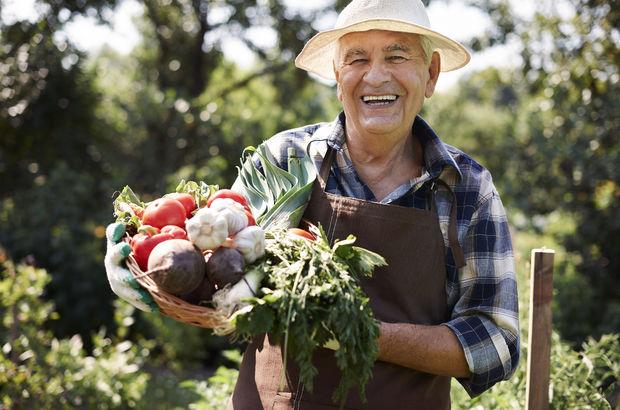 Sağlıklı yaşlanmayı sağlayan besinler!
